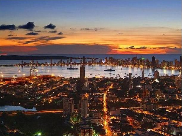 Colombia, Cartagena de Indias