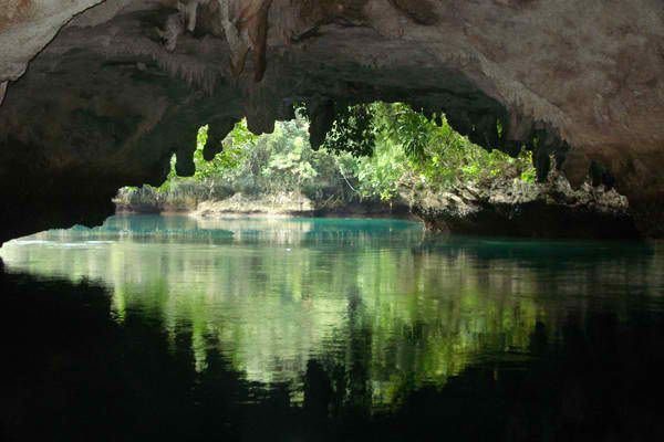 Sohoton Cave - Siargao Island, Philippines