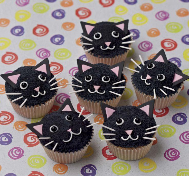 Cat Cakes Easy