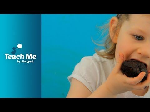 Zucchini Chocolate Muffins - YouTube