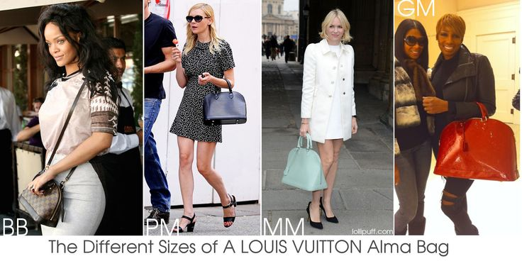 Louis Vuitton Uses Several Acronyms And A Number System To