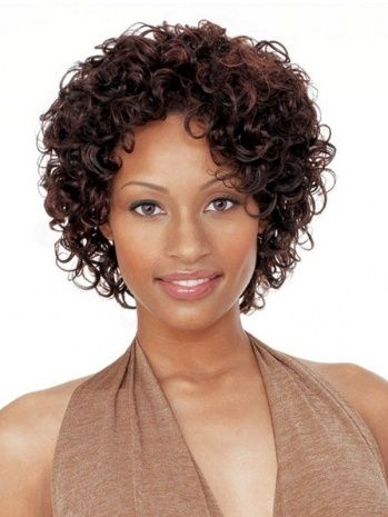 Curly Weave Hairstyles For Short Hair