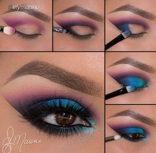 Sombras de ojos tutoriales 2