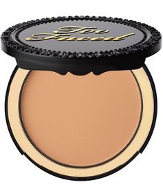 Our 10 Favorite Powder Foundations at Every Price Point - Too Faced Cocoa Powder Foundation from InStyle.com