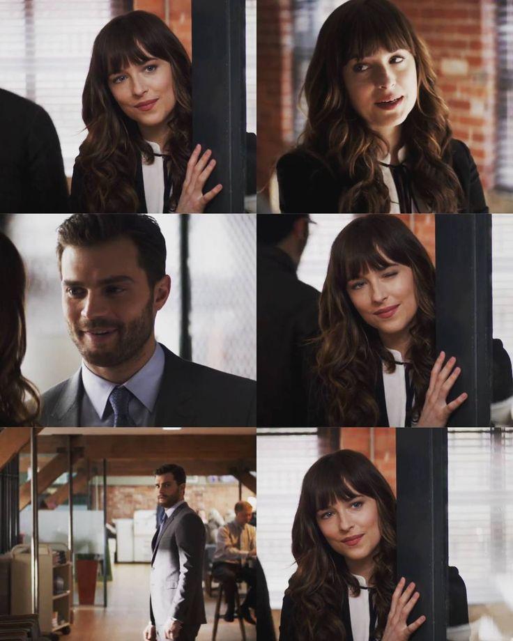 Ana and Christian ❤