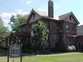 Stone House Bed & Breakfast: front exterior