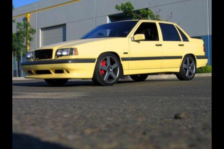 Volvo t-5r
