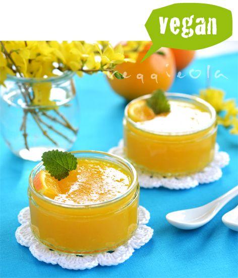 Kisiel pomaranczowy