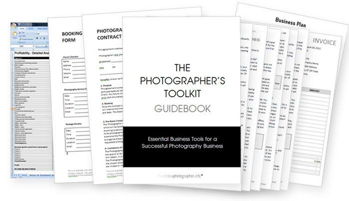 The Wedding Photographer's Business Plan