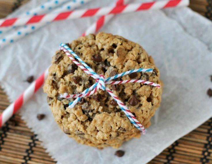 Αυτά είναι τα πιο light μπισκότα σοκολάτας που έχετε ποτέ δοκιμάσει