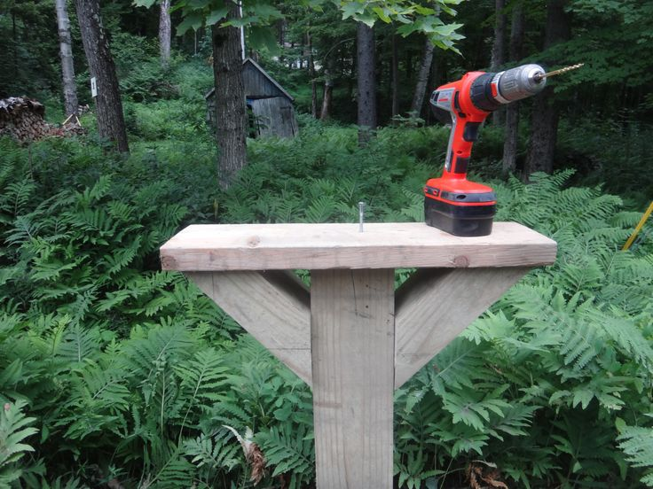 Little Free Library : Build and install the post