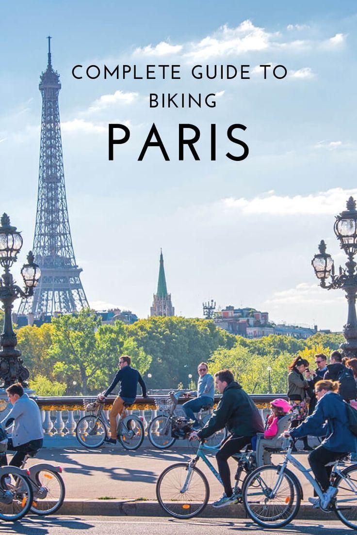 How To Use Velib Paris Bike Share Paris Travel France Travel
