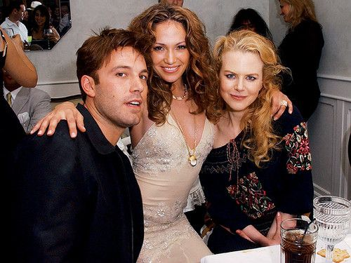 Nicole Kidman, Jennifer Lopez, Ben Affleck 2002 - jennifer-lopez Photo
