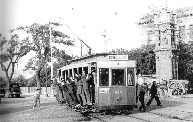 www.madridantiguo.org  Tranvía Atocha-Carabanchel