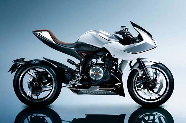 Japanese motorcycles moving into forced induction