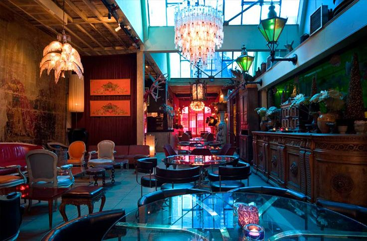 London's Coolest & Quirkiest Bars | sheerluxe.com