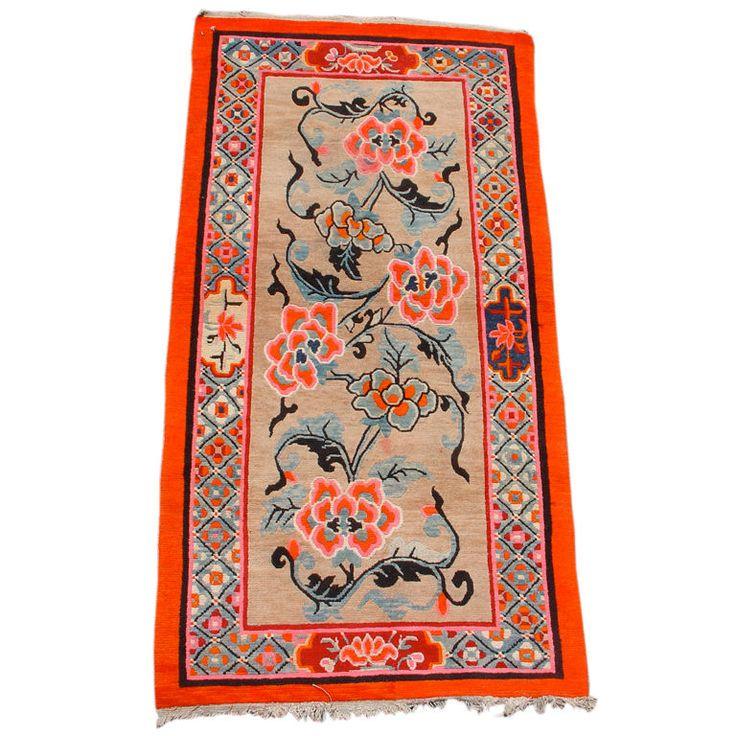 Antique Tibetan Rug: 9 Best TIBETAN STYLE HOME Images On Pinterest