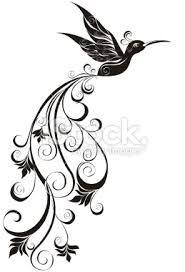 Resultat De Recherche D Images Pour Silhouette Oiseau Tatouage