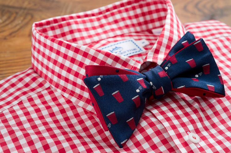 Its National Bow Tie Day, celebrate in one of our new Collegiate neckwear offerings for Fall:  http://stide.us/1NJDO6O