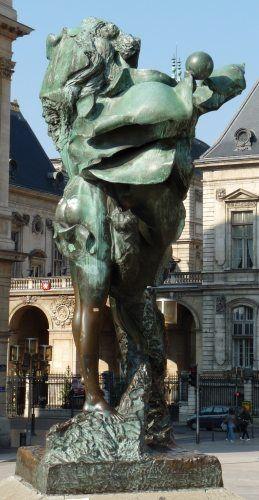 Jean-Robert Ipoustéguy : Louise Labé, Lyon