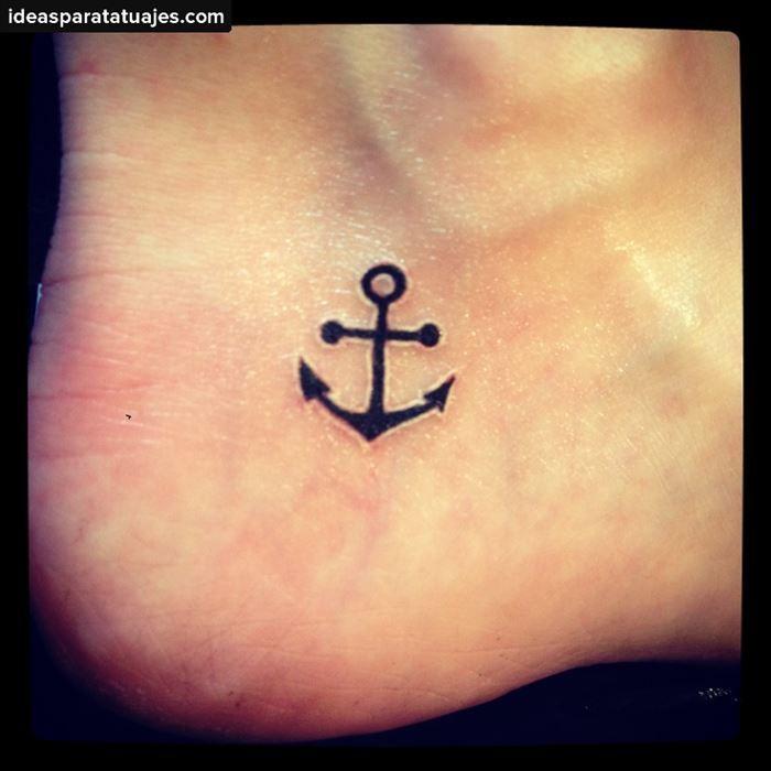 tatuajes de anclas - Buscar con Google   Tatuajes   Pinterest