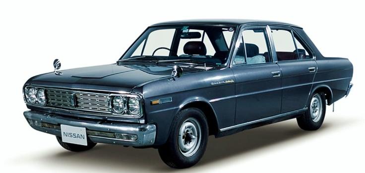 Nissan Cedric Custom 6  (1969)