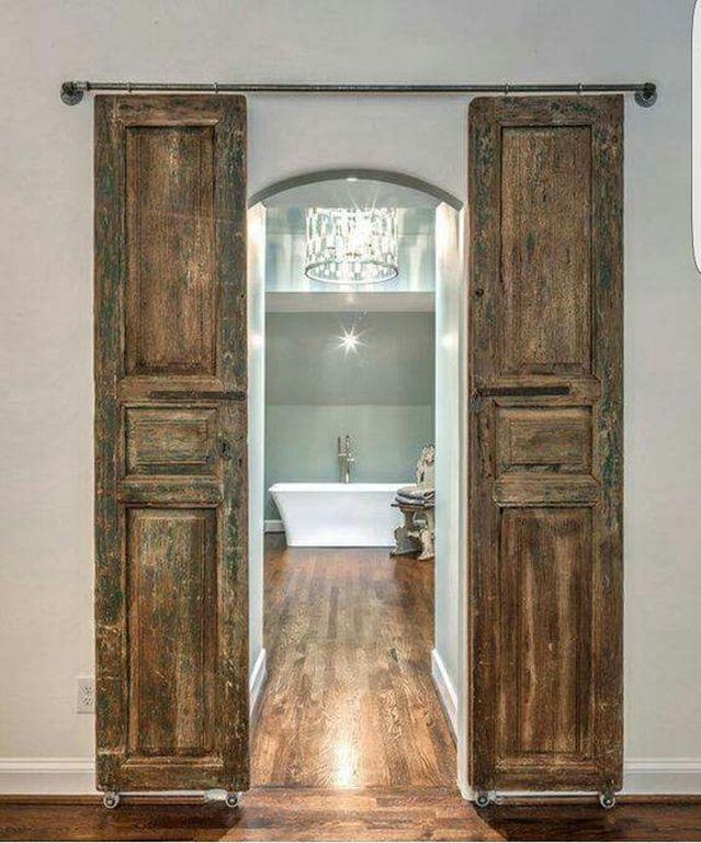 48 Industrial Sliding Door Design Ideas For Home Interior Mesmerizing How Do You Unlock A Bedroom Door Set Remodelling