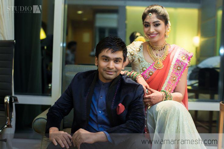 {Vinay + Sowjanya} - Engagement - Amar Ramesh Photography Blog - Candid Wedding Photographer and Wedding Flimer in Chennai, India