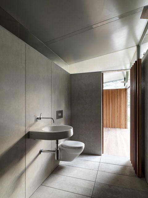 Tobias Partners - Tilba Pavillion Bathroom