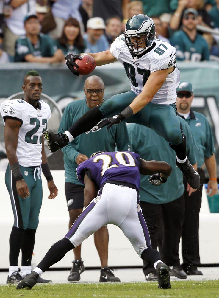 Brent Celek, Philadelphia Eagles