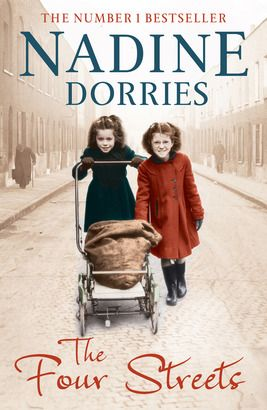Book Cover of The Four Streets by Nadine Dorries (ISBN: 9781781857571)