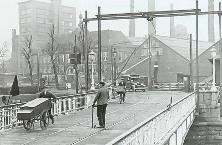 Wateringseweg Delft (jaartal: 1930 tot 1940) - Foto's SERC