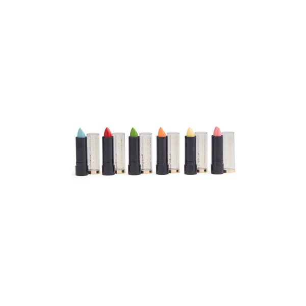 6pk Moodmatcher Lipstick ($9.99) ❤ liked on Polyvore featuring beauty products, makeup, lip makeup and lipstick