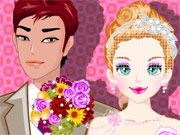 Free Online Girl Games, You have a wedding in just a few hours and your face broke out from the stress!  In Destination Wedding Prep: Hawaii, you must give yourself a complete makeover by putting on different lotions, face creams and makeup products!  After your makeover, find the perfect wedding dress to wear!, #makeup #makeover #dressup #girl #bride #wedding