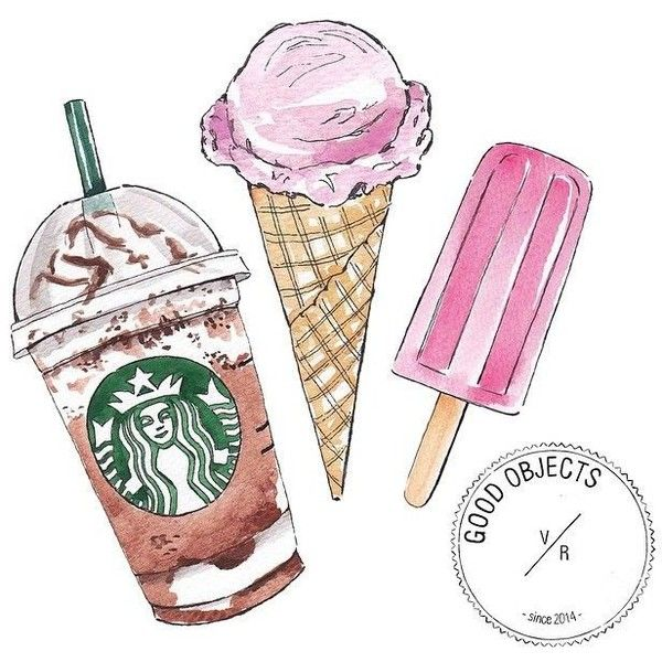 Frappuccino® Blended Beverage from Starbucks Coffee Company ❤ liked on Polyvore featuring home, kitchen & dining, serveware, fillers, backgrounds, graphics and random