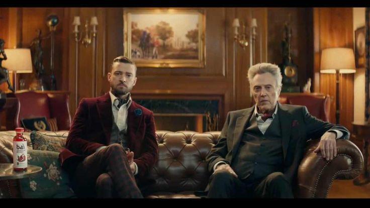 Why Did Justin Timberlake Do A Super Bowl Commercial For Free? #BaiBeverages, #ChristopherWalken, #Commercial, #JustinTimberlake, #SuperBowl celebrityinsider.org #Music #celebritynews #celebrityinsider #celebrities #celebrity #rumors #gossip