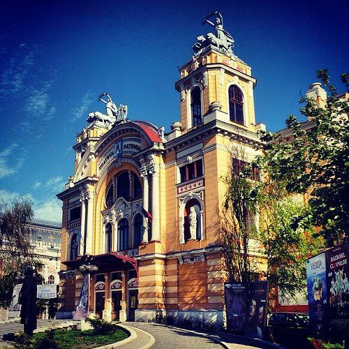 Teatrul Național, Cluj-Napoca | Flickr – Condivisione di foto!
