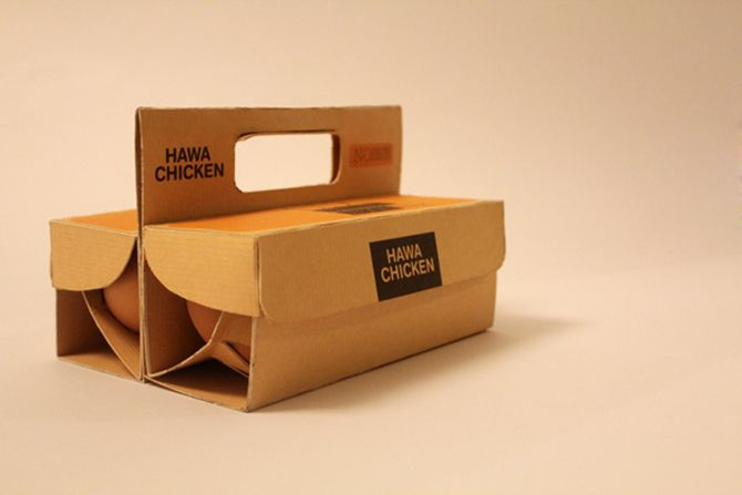 What Came First? The Chicken, The Egg Or The Packaging?