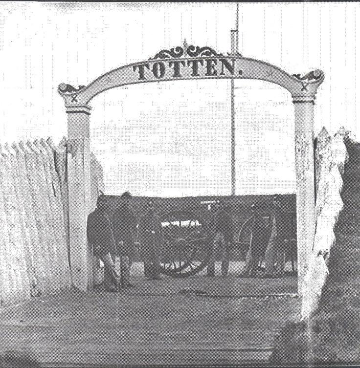 Fort Totten, New Bern, North Carolina. 1862 - 1865