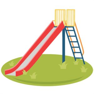 [Daily FREE Cut File} Playground Slide - Available for FREE today only, Aug 1