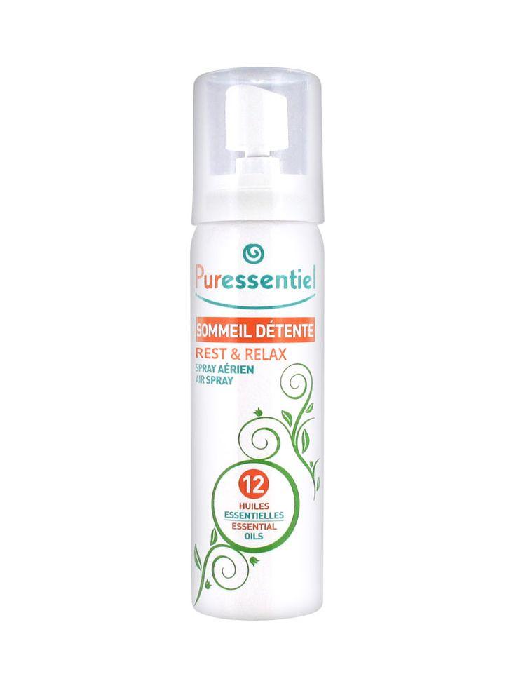 Puressentiel Spray Sommeil Détente 12 HE 75ml