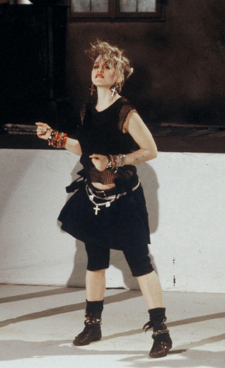Madonna dress up
