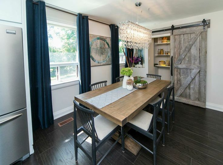 Another Room The Property Brothers Redid For Sarah And Andrew Using San Marcos Oak Granite Hardwood