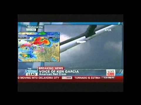 Live, As It Happened News Footage of the Moore, Oklahoma EF5 Tornado -- ...