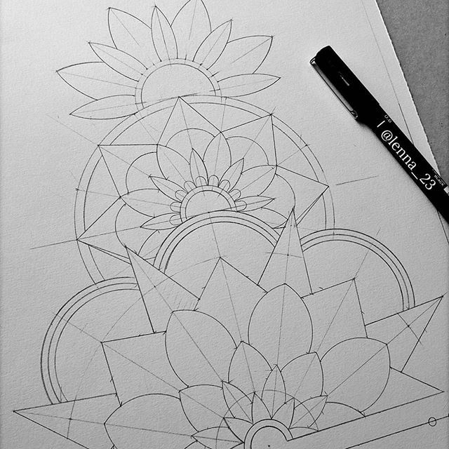 Tattoo sketch  Work in progress✏ ♥    #mandala #zentangle #mandalas #love #mandalaart #zentangleart #mandalatattoo #draw #mandaladrawings #drawing #color #beautiful #art #artist #artwork #creative #instadraw #mandalastyle #lovemandalas #photography #artist_help #art_gallery #art_sharing #heymandalashttps #workinprogress #blackandwhite