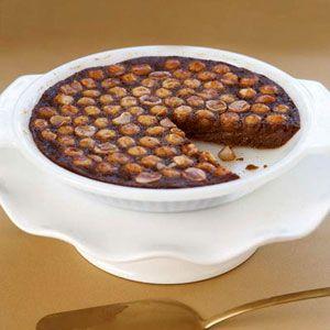 Chocolate-Macadamia Tart | Recipe