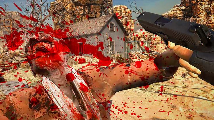 This New Arizona Sunshine 360-Degree Game Trailer Makes You Feel Surrounded By Zombies