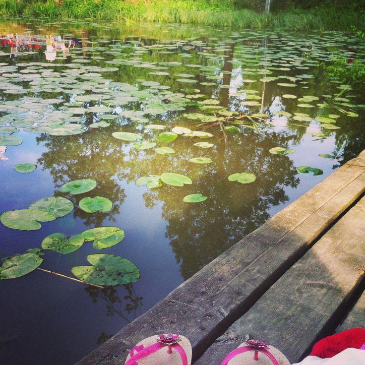 Best writing place in Järvenpää, Finland.