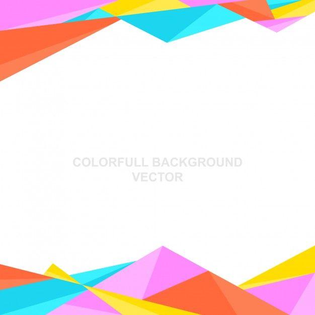 geometric background design Premium Vector