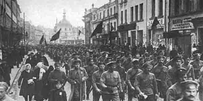 Russian Revolution 1917 | Definition Causes Summary & Facts